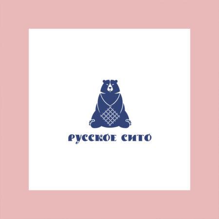 Логотип с медведем